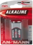 AN BATERIJE 9V 1/1 Alkalna RED
