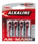AN BATERIJE LR06 4/1 Alk.RED