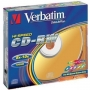 CD-RW Verbatim 8-10x color